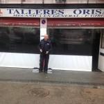 F GIRON SL - Talleres Orisa - Madrid - Madrid