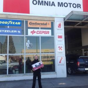 Omnia Motor - Burgos