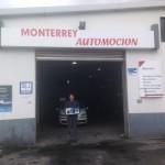 Monterrey Automoción - Redondela - Pontevedra