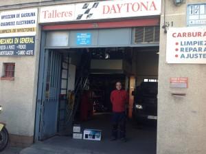 Talleres Daytona - Madrid
