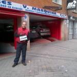Talleres V.Marquina - Madrid