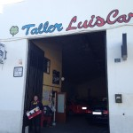 Taller Luis Car - Carbajosa de la Sagra - Salamanca